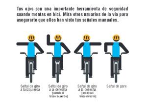normas tráfico bicicletas