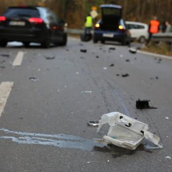 qué hacer tras un accidente de tráfico