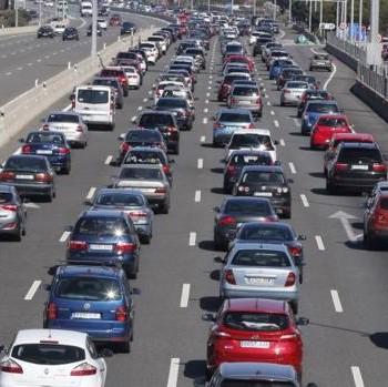 Tráfico refuerza vigilancia en carretera durante San Isidro