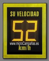 avisadores de velocidad